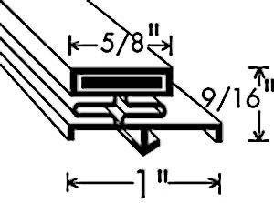 "GASKET (KIT,37""X87"",MAGNETIC)"