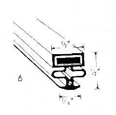 "GASKET (KIT,30""X77"",MAGNETIC)"