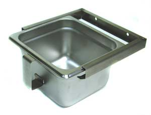 TRAY,GREASE(REMOVABLE,W/BRKT)