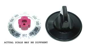 DIAL,THERMOSTAT (1-10, 4-WAY)
