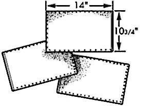 "FILTER,OIL (10.75 X 14"")(100)"