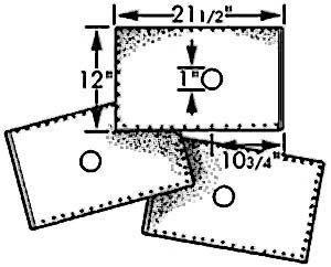 "FILTER,OIL(12 X 21-1/2"")(100)"