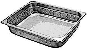 "PAN,STEAM(FULL,2.5""D,PERF,SS)"