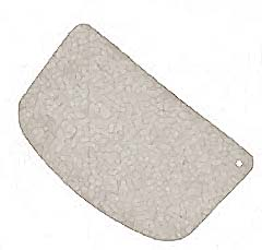 SCRAPER,BOWL (PLASTIC)