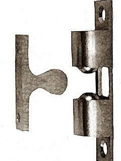 """CATCH, DOOR(ADJUSTABLE,3-1/8"""")"""