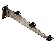 BRACKET,TRAY SLIDE(FOLD DN,SS)