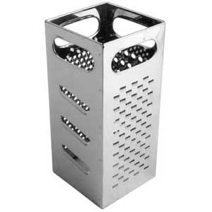 GRATER,SQUARE (S/S,4 SIDED)