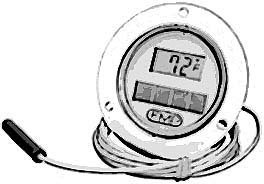 THERMOMETER, SOLAR (FLANGE MT)