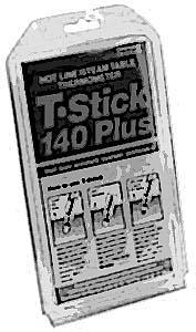 THERMOMETER,T-STICK(140F)150)
