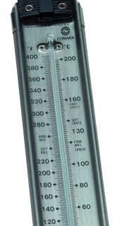 """THERMOMETER,CANDY(100-400,12"""")"""