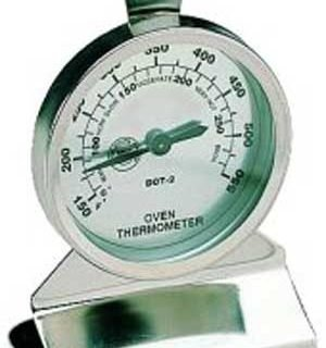 THERMOMETER,OVEN (200-550F)