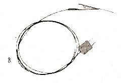 PROBE,OVEN/COOLER(4'CABLE, K)