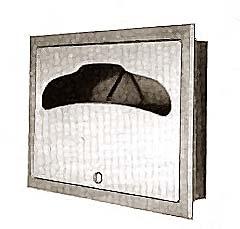 DISPENSER,SEAT COVER(RECESS)