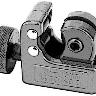 """CUTTER, TUBING(1/8 TO 7/8""""OD)"""
