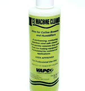 CLEANER,ICE MACHINE (1/2 PINT)
