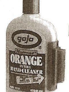 CLEANER,HAND (ORANGE, 14 OZ)