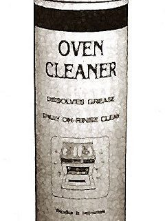 CLEANER,OVEN & GRILL (AEROSOL)