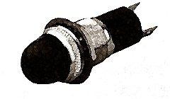 BULB, INDICATOR LIGHT (250V)