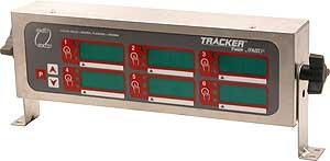 TIMER,TRACKER(6 CHANNEL,120V)