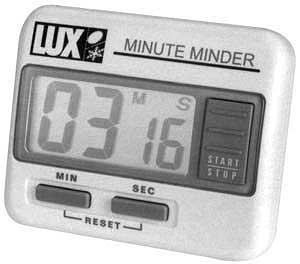TIMER,DIGITAL(LUX,99MIN,59SEC)