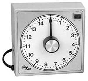 """TIMER,GRALAB (15 MIN,7-5/8""""SQ)"""