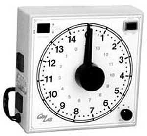 TIMER,GRALAB (15 HR,2 OUTLET)