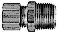 CONNECTOR,MALE(1/4ODX3/8NPT)