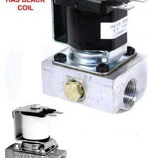 """SOLENOID,GAS (120V, 3/8"""")"""