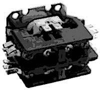 CONTACTOR (24V, 30A, 2 POLE)