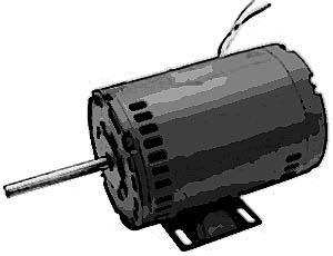MOTOR(115/220V,1/3HP,1PH,2SPD)
