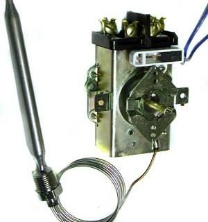 THERMOSTAT (200-400,D1,W/DIAL)