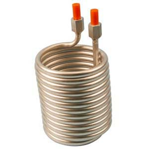 COIL ASSY (HOT WATER)