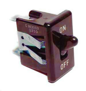 SWITCH,TOGGLE(ON/OFF,SPST,BRW)
