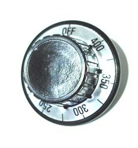 DIAL,THERMOSTAT (200-375F,RED)