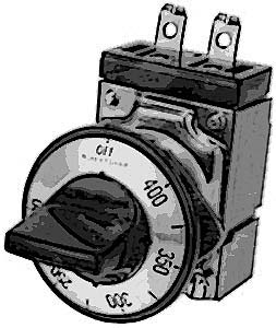 THERMOSTAT (100-450,S, W/DIAL)