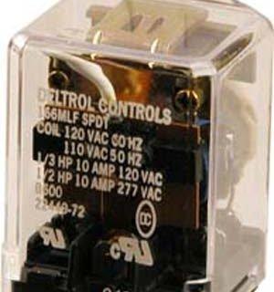 RELAY,CONTROL (120V, SPDT)