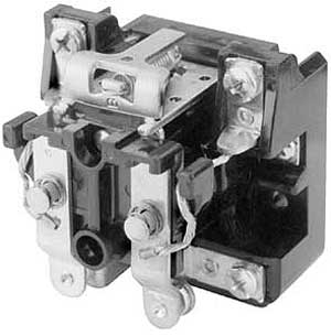 CONTACTOR/RELY(2POLE,25A,240V)