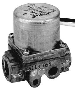 """SOLENOID,GAS (120V,3/8"""" NPT)"""