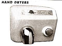 "DRYER,HAND (WORLD MODEL ""A"")"