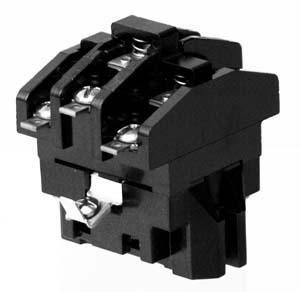 CONTACTOR(3 POLE,30 AMP,240V)