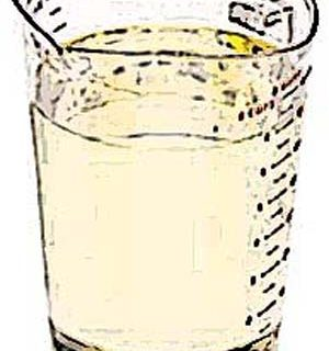 CUP, MEASURING (2 QT,CLR PLST)