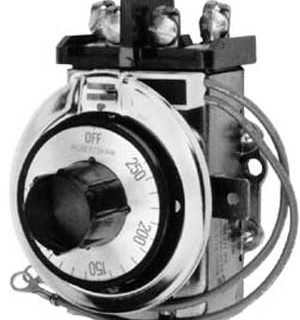 THERMOSTAT (60-250F,D1,W/DIAL)