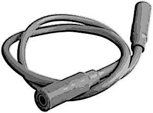 CABLE,IGNITION(SPARK PLUG END)