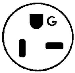 PLUG,NON-LOCKING (6-20P)
