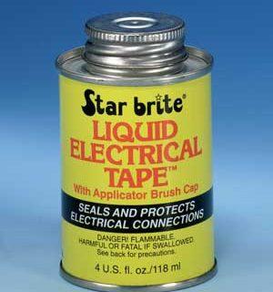 TAPE,LIQUID ELECTRICAL(BLACK)