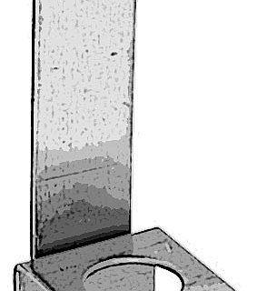 BRACKET,PUSHER PLATE (ASSY)