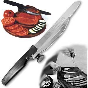KNIFE W/ SLICING GUIDE (LEFT)