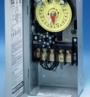 TIMER REPLACES 400300S