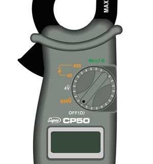 400A BASIC CLAMP-ON