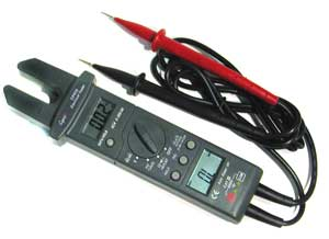 OPEN JAW CURRENT PROBE